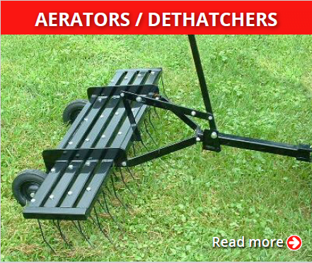 Trac-Vac-aerators-dethatchers